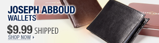 Joseph Abboud Wallets