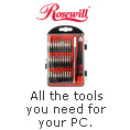 Rosewill - All the tools you need for your PC
