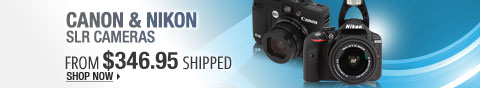 Newegg Flash - Canon &Nikon SLR Cameras.