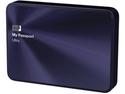 "WD My Passport Ultra Metal Edition 2TB USB 3.0 2.5"" Portable External Hard Drive - Navy"