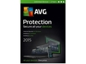 AVG Protection 2015 Unlimited Devices / 2 Years - Download