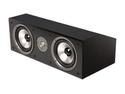 Polk Audio CS2 Series II Center Channel Speaker (Black) Single
