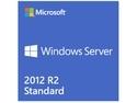 Microsoft Windows Server Standard 2012 R2 2CPU/2VM - Base License - OEM