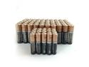 Duracell 60 AA + 20 AAA Copper Top Alkaline Duralock Batteries