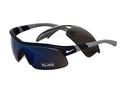 Nike Show-X1 EV0617-404 Men's Sports Sunglasses – Mt. Platinum Gray with Interchangeable Lens