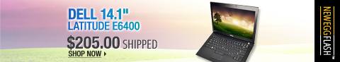 """Newegg Flash – Dell 14.1"""" Latitude E6400"""