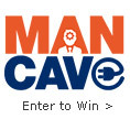 MAN CAVE. Enter to win