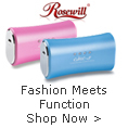 Rosewill - Fashion Meets Function. shop now
