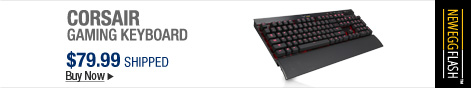 Newegg Flash � Corsair Gaming Keyboard