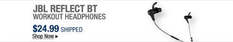 Newegg Flash � JBL Reflect BT Workout Headphones