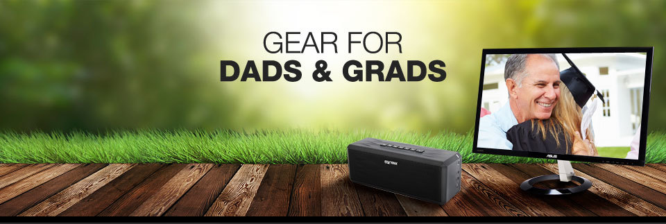 Gear for Dads & Grads