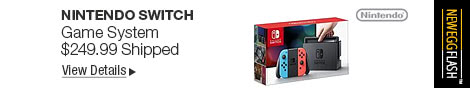 Newegg Flash - Nintendo Switch Game System
