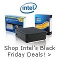 Shop Intel's Black Friday Deals!