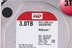 "Western Digital Red NAS Hard Drive 3TB IntelliPower SATA 6.0Gb/s 3.5"" Internal Hard Drive"