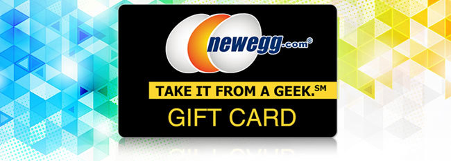 WEEK 3'S 10 NEWEGG.COM GIFTCARD WINNERS