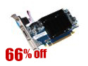 SAPPHIRE Radeon HD 5450 1GB DDR3 HDCP Ready Low Profile Ready Video Card
