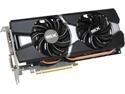 SAPPHIRE DUAL-X 100373-2L Radeon R9 280 3GB 384-Bit GDDR5 PCI Express 3.0 CrossFireX Support Video Card