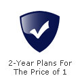 Protection - 2-Year Plans For The Price of 1