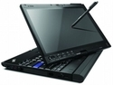 Refurbished: Lenovo ThinkPad X200 Tablet - Intel Core 2 Duo 1.86GHz, 4GB Ram, 160GB HD, Webcam
