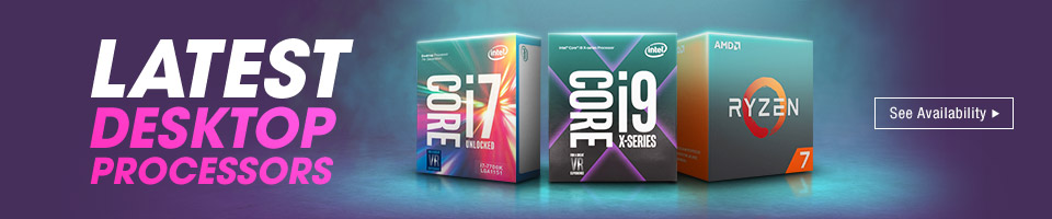 Latest Desktop Processors