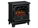 DuraFlame DFS-550-21 Black Electric Stove Office Room Space Area Heater Warmer