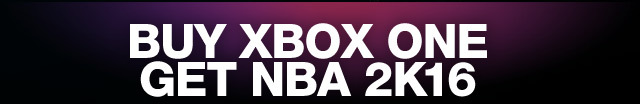 Buy Xbox one, get NBA 2K16