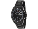 Precimax Men's Propel Automatic PX12093 Black Stainless-Steel Automatic Watch with Black Dial