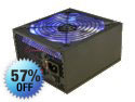 RAIDMAX HYBRID 2 RX-630SS 630W Ready Modular Power Supply