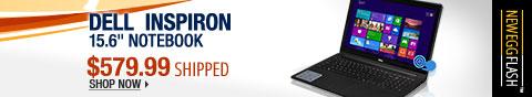 Newegg Flash - 15.6 inch Touchscreen Windows 8.1 64-Bit