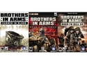 Brothers In Arms Triple Pack (Earned In Blood, Hell's Highway, Road To Hill 30) [Online Game Codes]