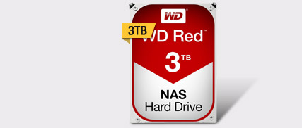 48 Hrs Only: $50 Off WD Red 3TB NAS Hard Disk Drive $99.99 Shipped (Reg. $149.99)