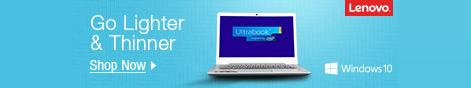 Lenovo - Go Lighter & Thinner