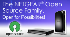 The NETGEAR® Open Source Family