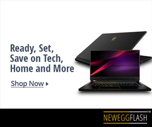 Ready, Set, Save on Tech, Home and More