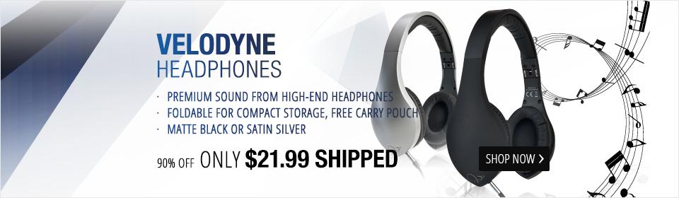 Velodyne Headphone