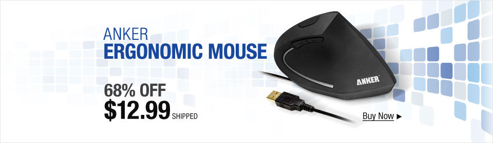 Anker Mouse