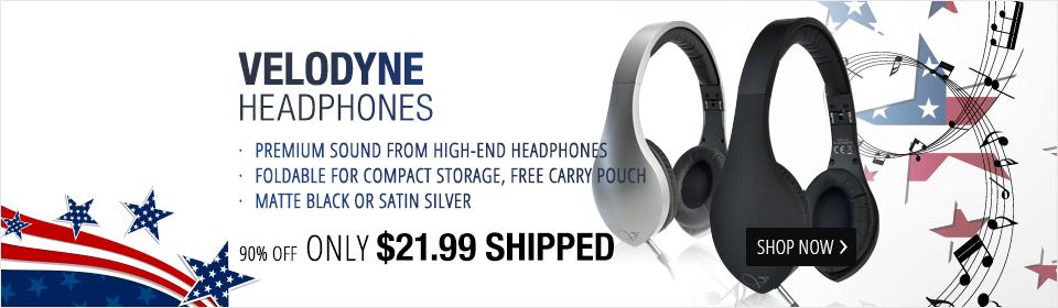 Velodyne Headphones