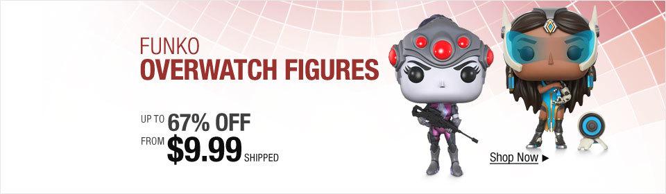 Funko Overwatch Figures