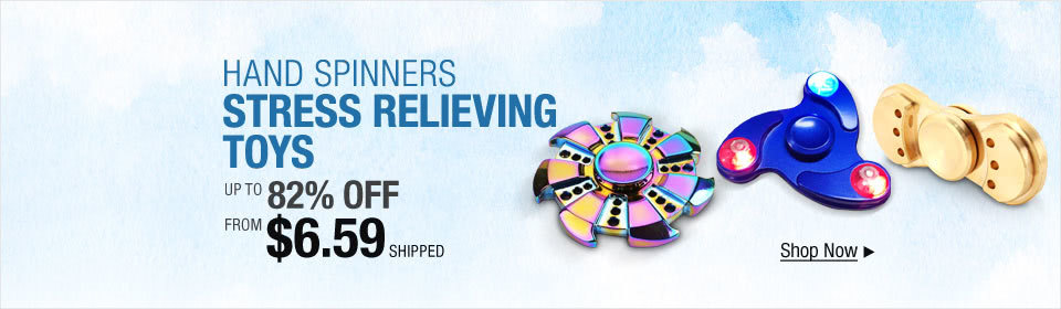 Hand Spinners Toys