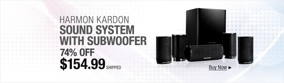 Harmon Kardon Speaker