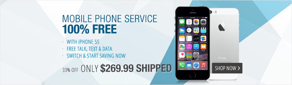 Iphone 5s freedompop