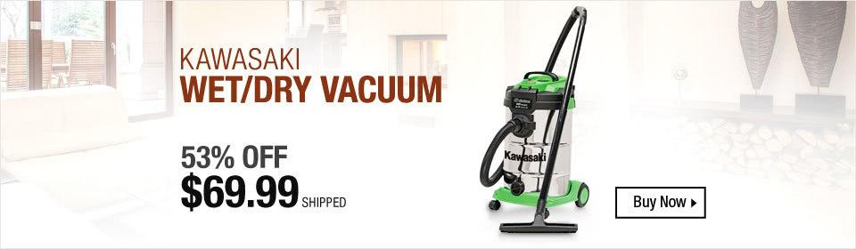 Kawasaki Vacuum