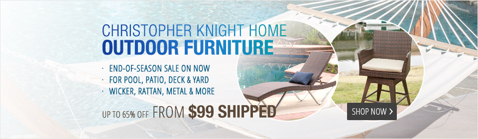 Christopher Knight Outdoor Sale