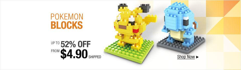 Pokemon Blocks