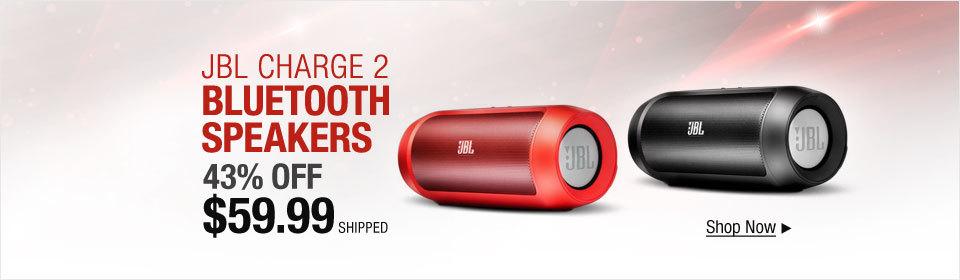 JBL Charge 2 Speakers