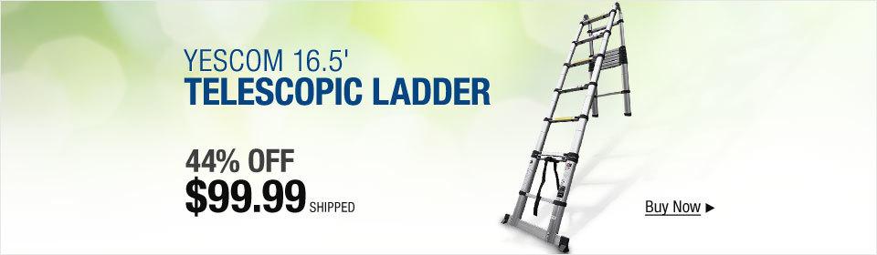 Yescom Telescopic Ladder