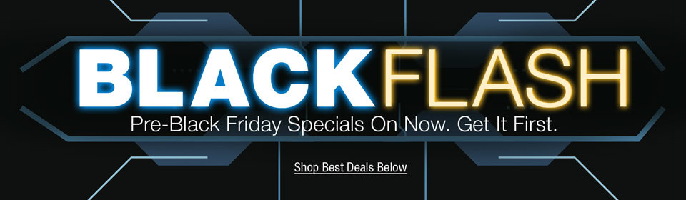 THE NEWEGGFLASH BLACK FLASH CHECK OUT TODAY'S HOTTEST DEALS