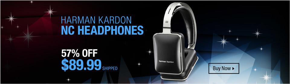 HK NC Headphones