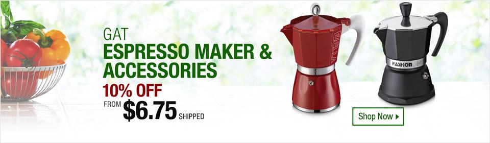 GAT Espresso Maker