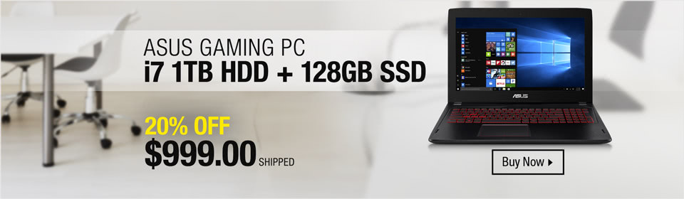 Asus Gaming PC